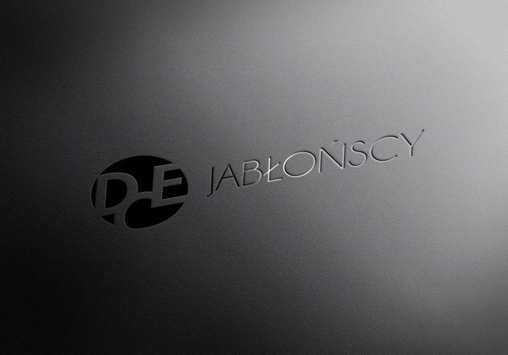 Projekt logo DCE Jabłońscy