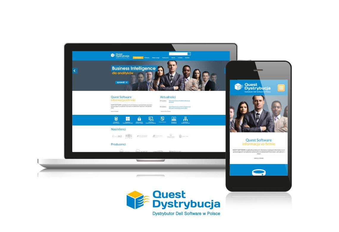 Projekt logo Quest