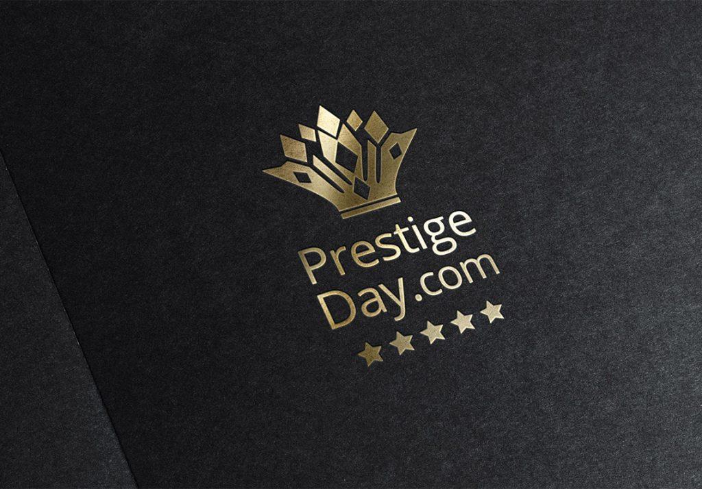 Logo i strona www – Prestige Day
