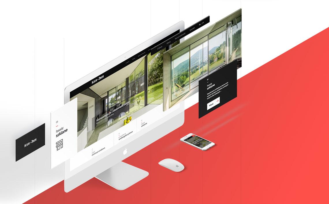 Projekt strony internetowej ker3mr
