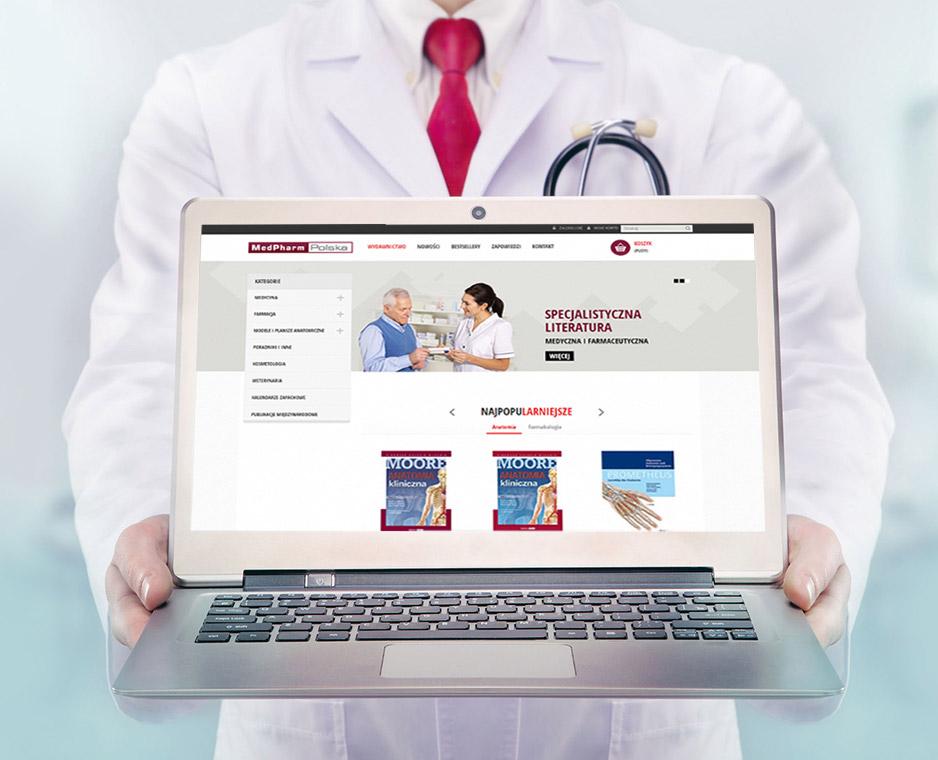 Sklep internetowy Medpharm