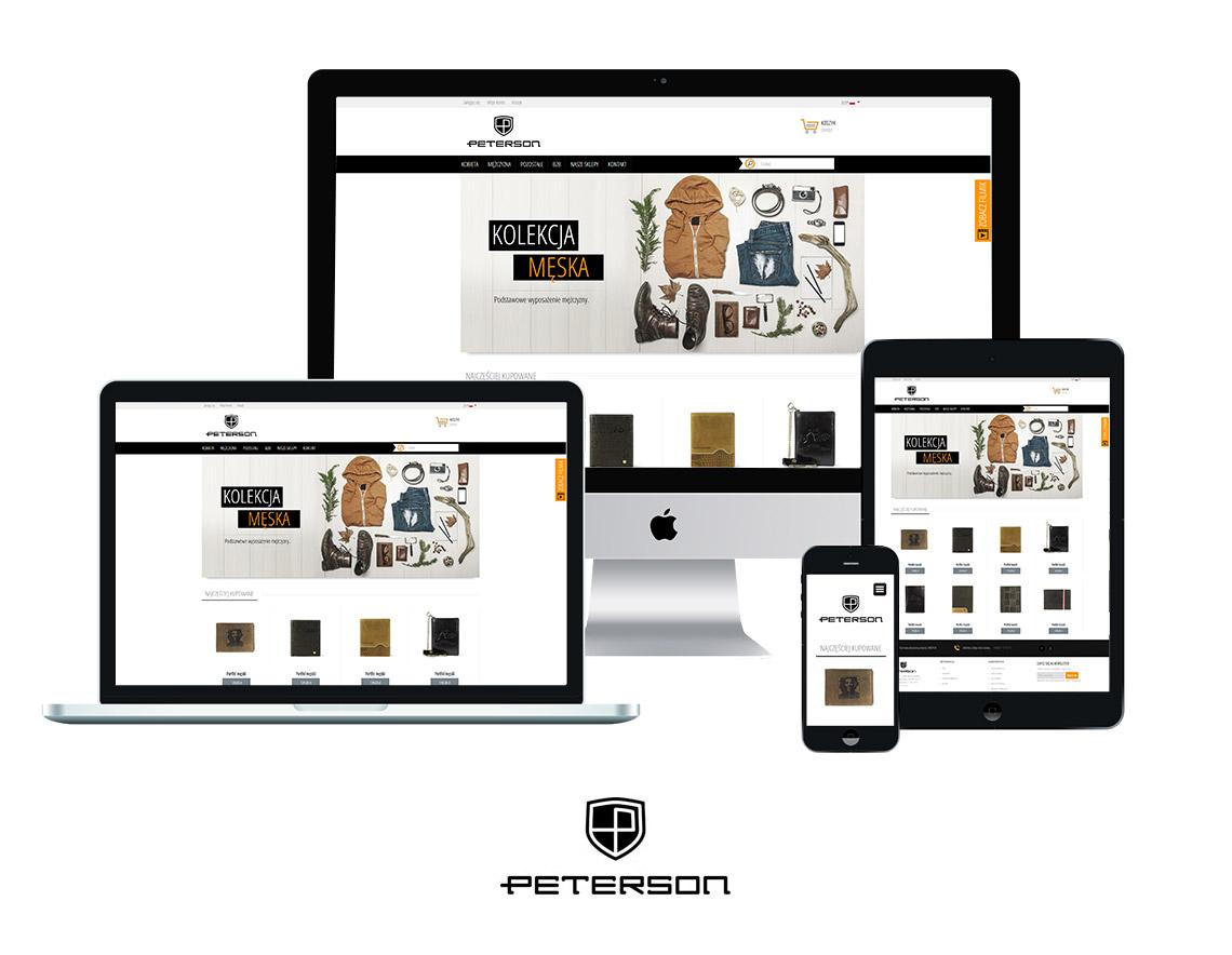 sklep internetowy Peterson