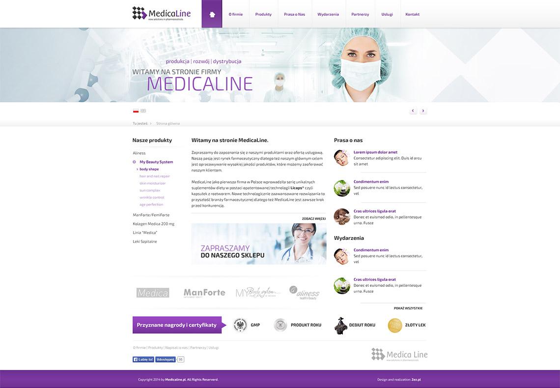 serwis medyczny