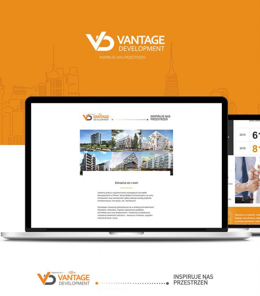 Vantage Development Pracuj.pl