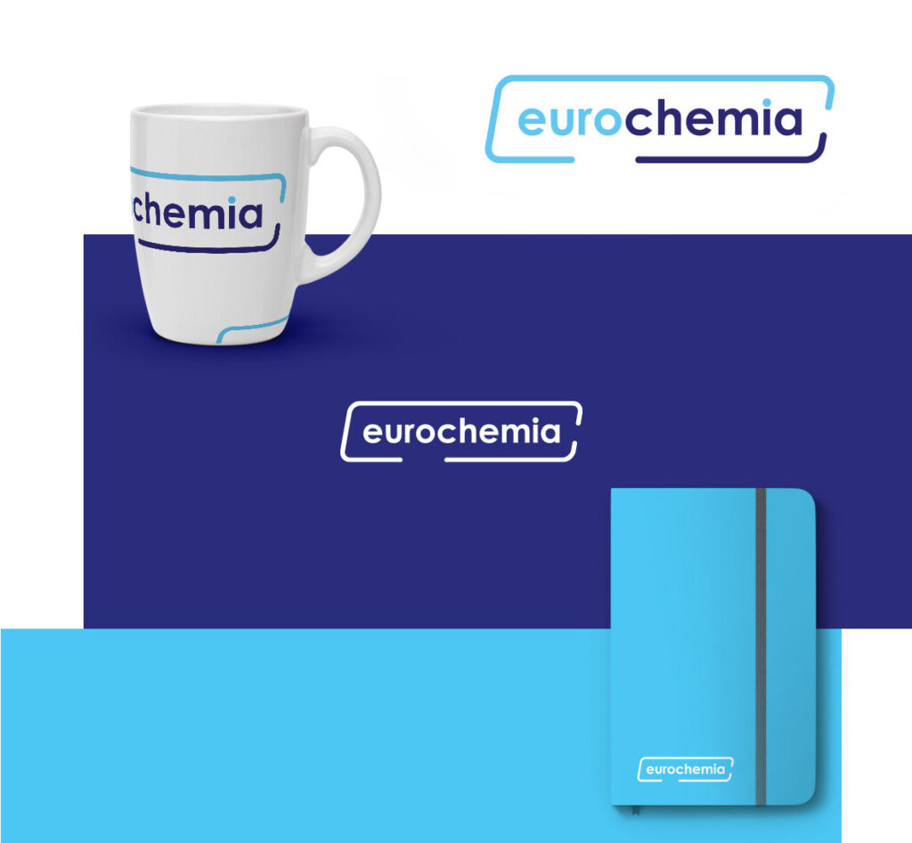 Projekt logo Eurochemia