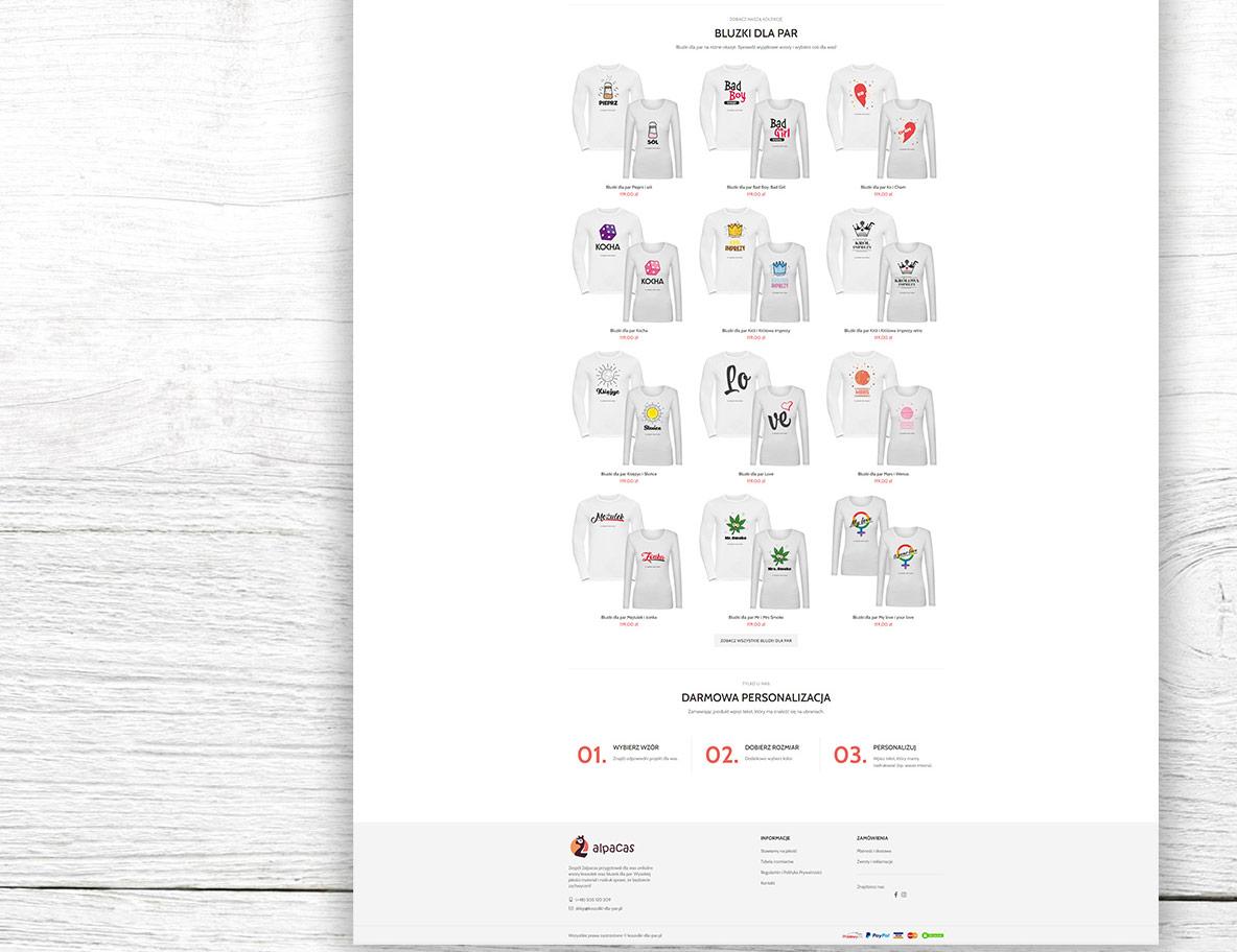 identyfikacja wizualna sklep internetowy